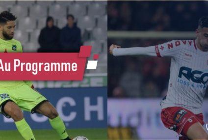 Le KV Courtrai de Larry Azouni finit par plier le Cercle Bruges de Mouez Hassen (1-0)