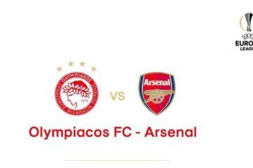 Arsenal pour l'Olympiacos de Yacine Meriah en 16es de finale de l'Europa League