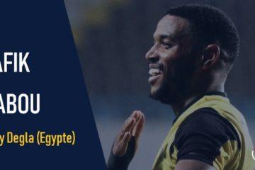 Egypte : Rafik Kabou passeur et buteur avec Wady Degla