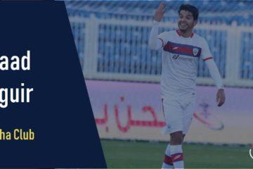 Un triplé et une prestation exceptionnelle de Saâd Bguir avec Abha Club