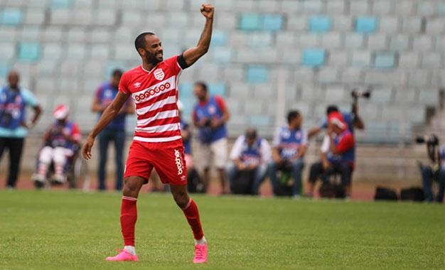 Saber Khelifa, le joueur du Club Afiricain