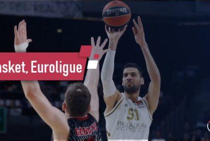 Basketball : Le Real Madrid et Salah Mejri vainqueurs en Euroleague