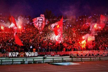 Quand les supporters du Club Africain inspirent le Wydad Casablanca