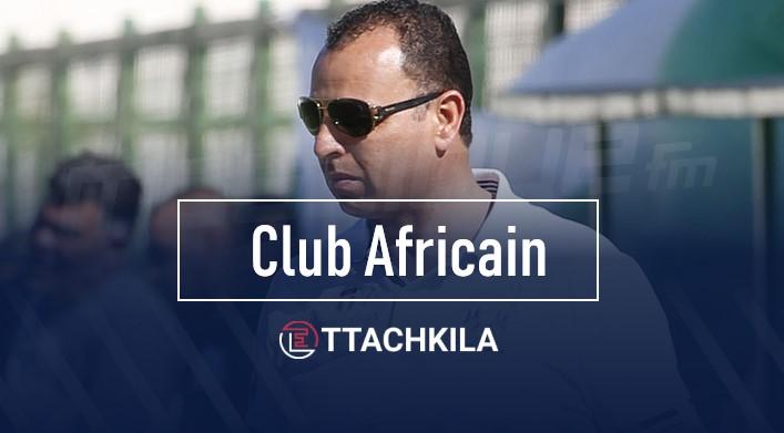 Abdesslem Younsi, président du Club Africain