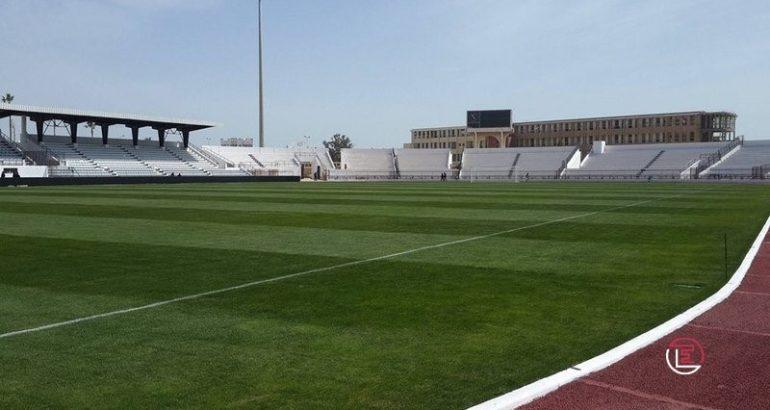 Stade Taieb Mhiri à Sfax