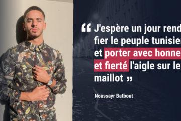 INTERVIEW. Noussayr Batbout, le joueur tunisien du FC Thoune en Suisse