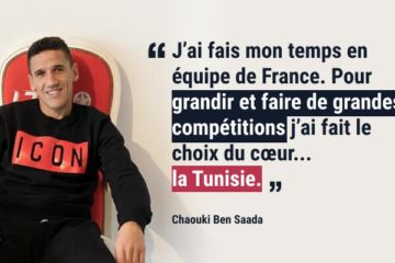 INTERVIEW. Chaouki Ben Saada, l'ex international Tunisien du SC Bastia