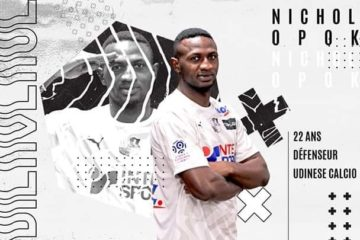 Nicholas Opoku (ex Club Africain) signe à Amiens