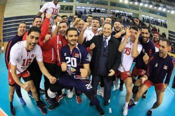 Volleyball, JO 2020 : La Tunisie se rapproche de Tokyo
