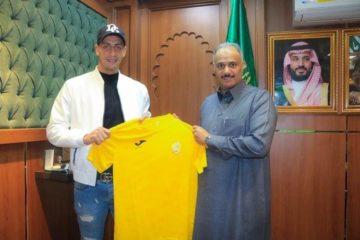 Chiheb Zoghlami prêté en Division 1 (Arabie Saoudite)