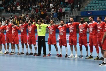 Handball, CAN 2020 : La Tunisie reçu 3/3