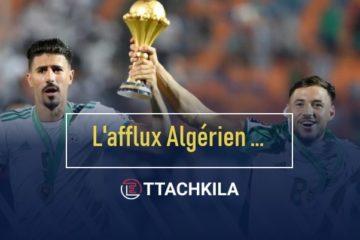 DOSSIER SPÉCIAL : La place des joueurs algériens en Tunisie …