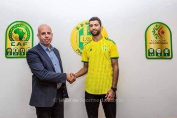Football, Mercato : Oussama Darragi en Ligue 1 Mobilis