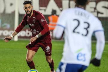 Dylan Bronn connaît son programme de reprise avec le FC Metz