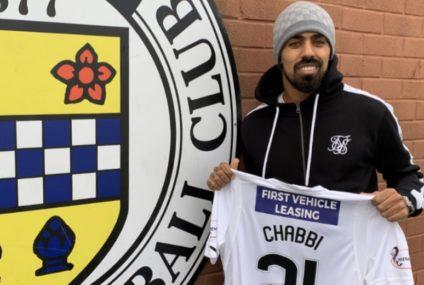 Seifedin Chabbi se relance en Scottish Premiership