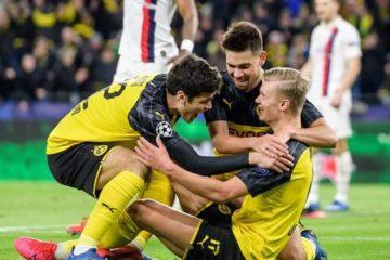 Ligue des Champions : Dortmund bat le PSG, l'Atletico piège Liverpool