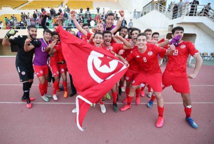 Coupe Arabe U20 : La Tunisie bat l'Algérie et se qualifie au dernier carré