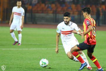 CAF CL : Une défaite et des regrets pour l'Esperance face au Zamalek