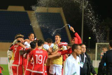 Coupe Arabe U20 : La Tunisie bat la Mauritanie et se qualifie au prochain tour