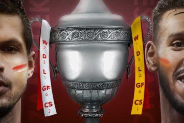 Supercoupe d'Afrique : Espérance – Zamalek, Premier round