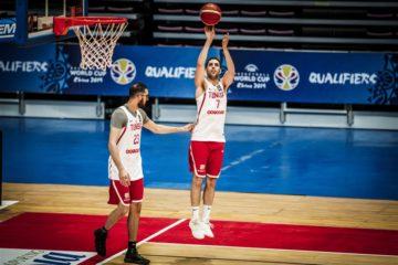 Basketball, Afrobasket 2021 : Le groupe de la Tunisie pour les éliminatoires