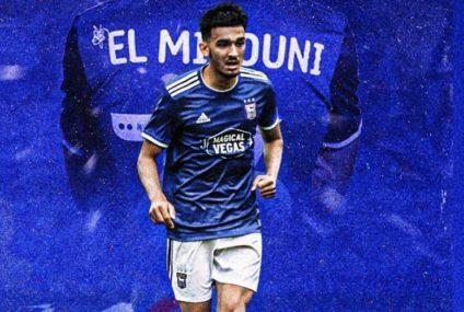 Coup dur pour Idriss El Mizouni, blessé au ligament du genou