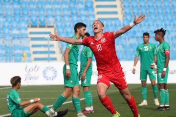 Coupe Arabe U20 : La Tunisie cartonne le Maroc et se qualifie en finale