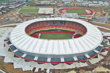 Finale CL : la CAF choisit le stade de Japoma à Douala