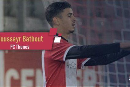 Noussayr Batbout inscrit un triplé face aux U21 du Servette FC