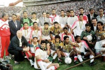 Football : La génération dorée de 1996