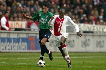 Hatem Trabelsi dans le meilleur onze du site Ajax Showtime