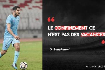 Oussema Boughanmi : « Préserver notre santé et celle de nos proches… mais le confinement, ce n'est pas des vacances.»