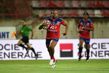Rugby : Sabri Gmir signe à Beauvais