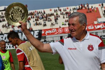 Roger Lemerre arrive à Sousse, mais pas tout seul..