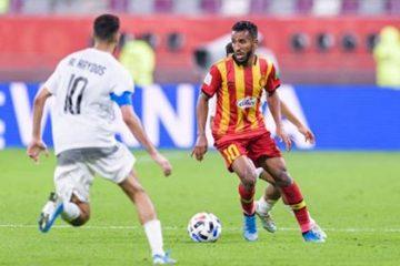 Football, LP1 : Hamdou El Houni indisponible trois semaines