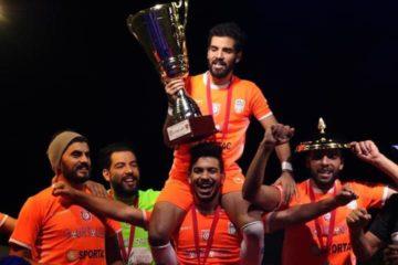 Mini-Football, Coupe de Tunisie : l'Association Sportive de Tronja soulève le trophée