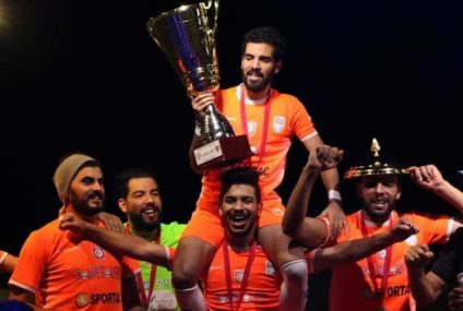 Mini-Football, Coupe de Tunisie : l'Association Sportive de Tronja soulève le trophée