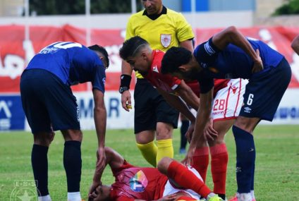 Football, LP1 : Malek Baâyou absent 6 semaines