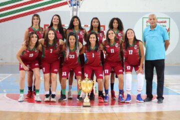 Basketball, Nationale A (Féminin) : Le ST champion 2020