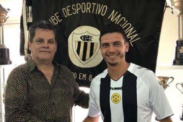 Football, Mercato : Larry Azouni signe au CD Nacional