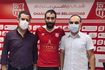 Football, Mercato : Mokhtar Belkhiter au CRB