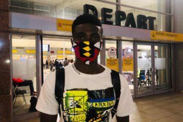 Football, Mercato : Constant Koffi Kouamé en LP1