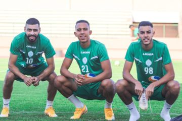 Football, CAF Champions League : Verde.. Continental