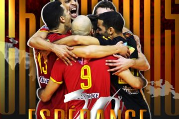 Volleyball, Nationale A : l'Espérance remporte son 20e titre