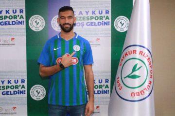 Football, Mercato : Yassine Meriah au Çaykur Rizespor