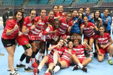 Hamadi Bousbiaa et le CA Protectors récompensent la section du handball féminin du Club Africain