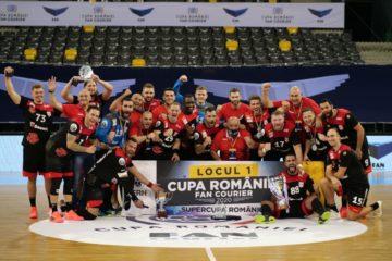 Handball, Cupa României : 5e sacre pour le Dinamo Bucuresti