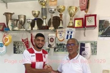 Football, Mercato : Sanad Khemissi à l'Olympique de Béja