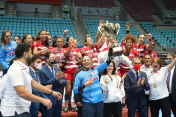 Handball, National A (Féminine) : le Club Africain remporte son 27st championnat