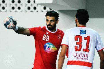 Handball, Coupe de Tunisie : les résultats des 1/4 de finale